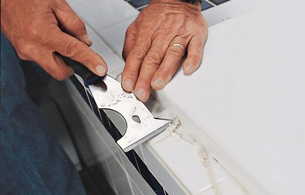 Обновление герметика - практические советы из опыта специалистов