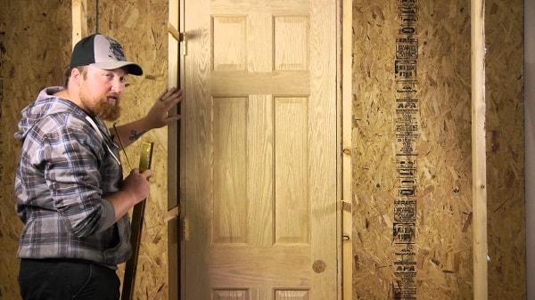 Установка двери и рекомендации по установке дверей