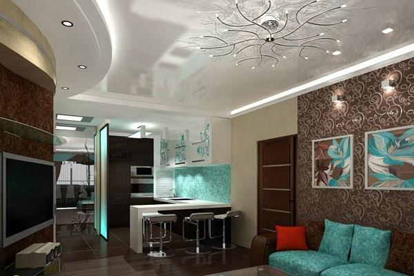 светодиодные светильники для квартиры