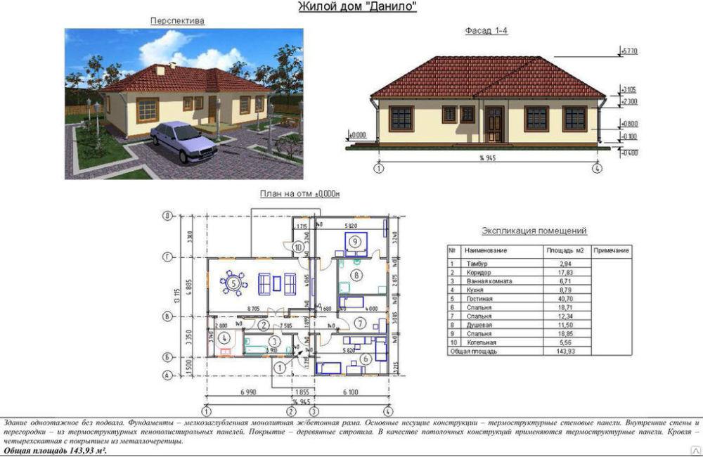 Как построить дом? Шаг 1: конструкции жилых домов