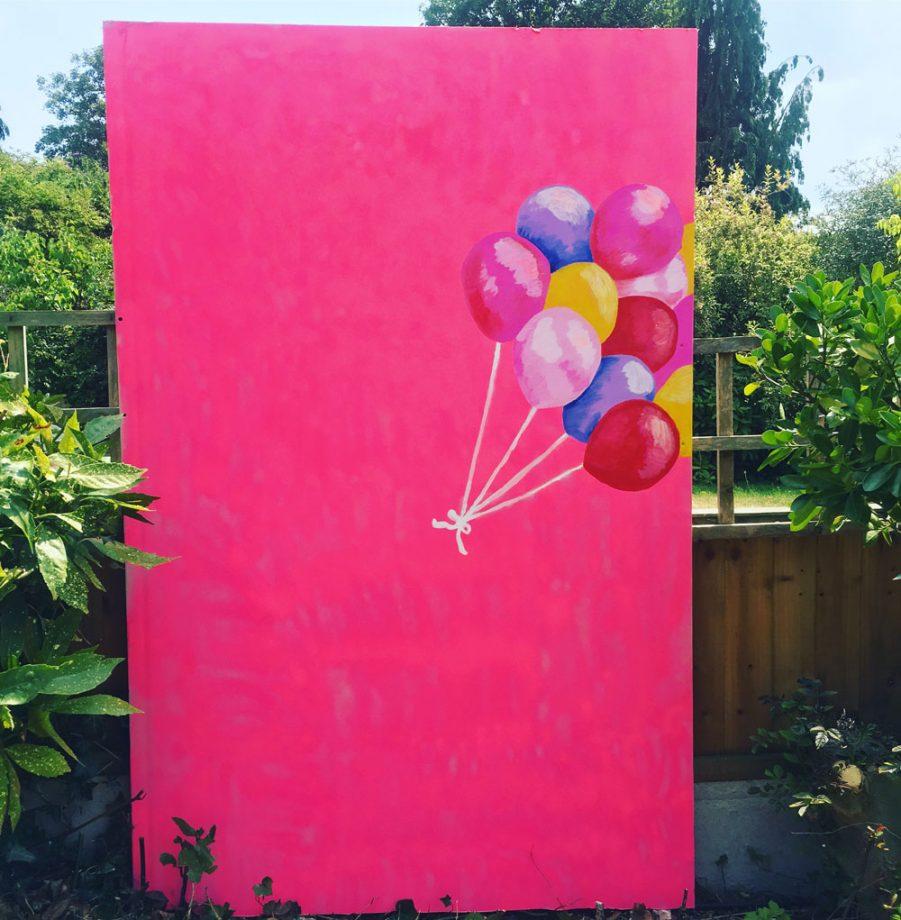 Красивые воздушные шары