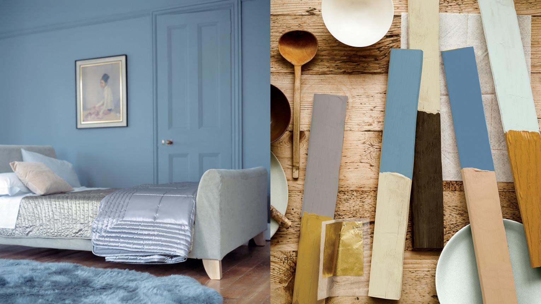 Покраска стен в интерьере квартиры новинки дизайна