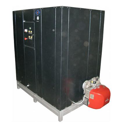 Газовый парогенератор