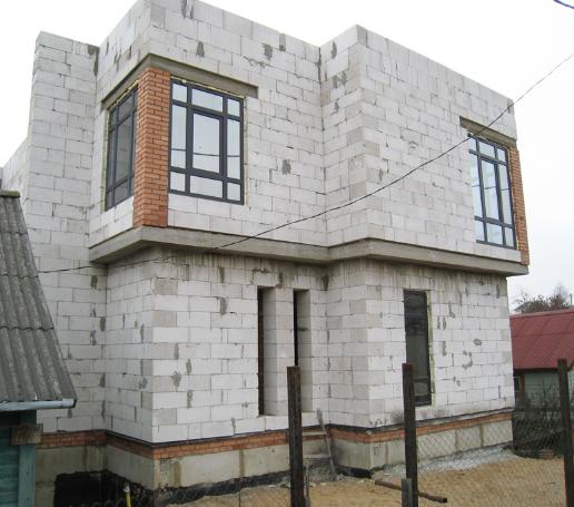 Окна ПВХ для загородного дома1