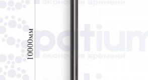 Винтовая свая 219×10000 (6 мм)