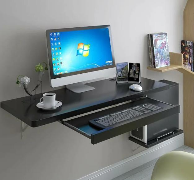 Супер функциональный маленький рабочий стол