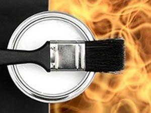 Огнезащитная краска