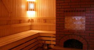 Как сооружается кирпичная печь для бани