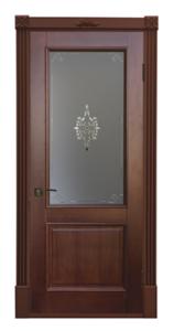 Межкомнатные двери из массива1