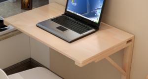 Складной стол для маленького кабинета