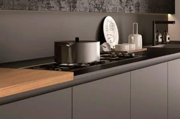 Новый материал для кухни FENIX NTM